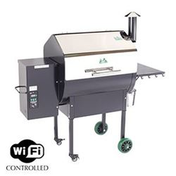 Picture of Daniel Boone Pellet Grill – Wifi